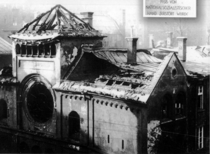 Former Carlebach Kristallnacht Shul Restored To Former Glory 1