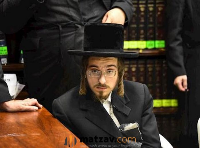24-Year-Old Son of Sadigura Rebbe Named as His Successor 1