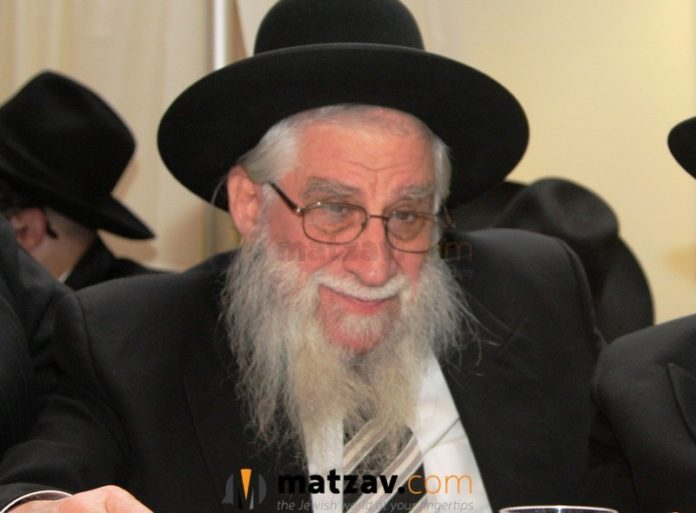 Tefillos for Rav Yaakov Fensterheim 1