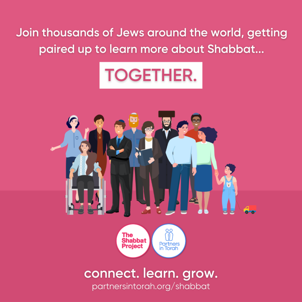 Partners in Torah Introduces the Beauty of Shabbos to Jews Worldwide 3